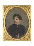 Portrait of Alexandre Antoine, Count Colonna-Walewski (1844-189), 1860 Giclee Print by Franz Xavier Winterhalter