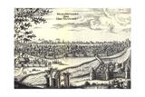 Velikiy Novgorod, 1656 Giclee Print