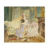 Rendezvous, 1847-1849 Giclee Print by Karl Pavlovich Briullov