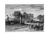 Nantes, on the Loire, France, C1890 Giclee Print