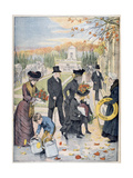 All Saints Day, 1902 Giclee Print