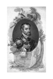Charles V, Holy Roman Emperor Giclee Print by  Titian (Tiziano Vecelli)
