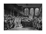 William Pitt the Younger, English Statesman, 1793 Giclee Print by Anton Hickel