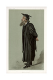 Marlborough College, 1902 Giclee Print by  Spy