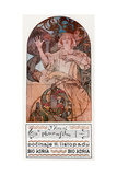Deforest Phonofilm, 1927 Giclee Print by Alphonse Mucha