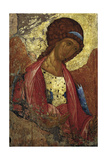 Saint Michael the Archangel, C1410 Giclee Print by Andrei Rublev