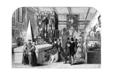 The Nova Scotia Section of the Paris International Exhibition, 1867 Giclee Print