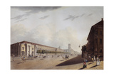 The Great Gostiny Dvor (Merchant Yar) in St Petersburg, 1820S Giclee Print by Yermolai Ivanovich Yesakov