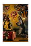 Vision of Saint Antony of Padua, 1631 Giclee Print by Vincente Carducho