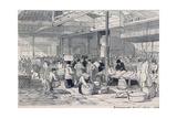 Billingsgate Market, London, 1849 Giclee Print
