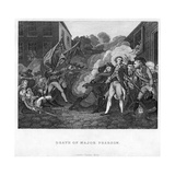 The Death of Major Pearson, C1782-C1784 Giclee Print by John Singleton Copley