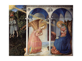 The Annunciation, 1430-1432 Giclee Print by Fra Giovanni Angelico da Fiesole