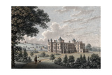Audley End House, Saffron Walden, Essex, 1781 Giclee Print