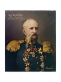 Portrait of Ivan Alexeyevich Bartolomey (1813187), 1860S Giclee Print by Ivan Stepanovich Ksenofontov