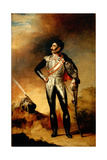 Portrait of Prince Valerian Grigoryevich Madatov (1782-182), 1824 Giclee Print by George Dawe