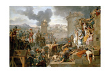 Metellus Raising the Siege, before 1805 Giclee Print by Armand Charles Caraffe