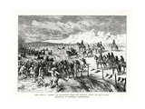 Rodeo, South America, 1877 Giclee Print