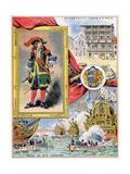 René Duguay-Trouin, French Corsair of Saint-Malo, 1898 Giclee Print