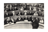 The Legislative Belly, 1834 Giclee Print by Honore Daumier