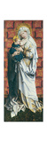 The Flémalle Panels: Virgin Suckling the Child Giclee Print by Robert Campin