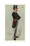 Rousseau, the Duke of Bedford, 1896 Giclee Print by  Spy