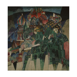 The Basil Cathedral, 1913 Giclee Print