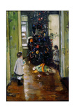 Christmas Tree, 1924 Giclee Print