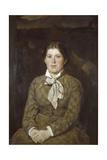 Portrait of Alexandra Vladimirovna Vasnetsova, The Giclee Print by Viktor Mikhaylovich Vasnetsov