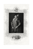 Edward VI, King of England and Ireland, 1860 Giclee Print