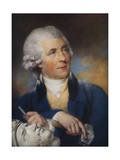 John Bacon (1740-179) British Sculptor, 1925 Giclee Print by John Russell