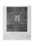 Guy, Earl of Warwick, Relief in Warwick Lane at the Corner of Newgate Street, City of London, 1791 Giclee Print by John Thomas Smith