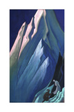 She Who Leads, 1944 Giclee Print by Nicholas Roerich