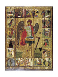 Saint Michael the Archangel, C1410 Giclee Print