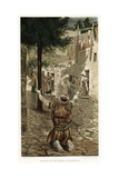 Christ Healing the Lepers at Capernaum, C1890 Giclee Print by James Jacques Joseph Tissot
