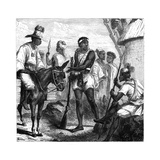 Senegalese People, C1890 Giclee Print