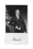 Henry Lascelles, 2nd Earl of Harewood, British Politician, 1830 Giclee Print by  Page