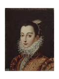 Portrait of Vittoria Accoramboni (1557-158), C. 1580 Giclee Print by Scipione Pulzone