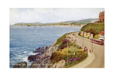 Douglas Bay from Onchan Head, Isle of Man, C1930S-C1940S Giclee Print by  Valentine & Sons