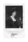 Elizabeth, Marchioness of Stafford, 1829 Giclee Print by  Freeman