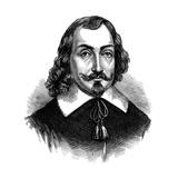 Samuel De Champlain, French Explorer Giclee Print