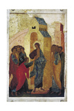 The Incredulity of Saint Thomas, 1500 Giclee Print by  Dionysius
