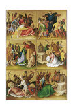 Martyrdom of the Apostles. Right Panel Giclee Print by Stephan Lochner