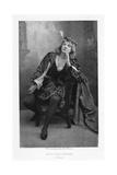 Ada Rehan, Irish-Born American Actress, C1890 Giclee Print