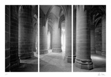 Pillar Pathways Collectable Print by Chris Dunker