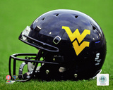 West Virginia University Mountaineers Helmet Photo