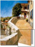 Provence Poster von Gilles Archambault