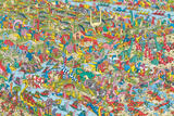 Where's Wally Jurassic World Láminas