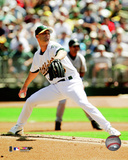 Tim Hudson 2004 Action Photo