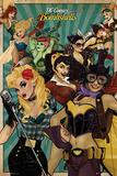 DC Comics Bombshells Posters