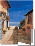 Villa By the Sea Posters by Gilles Archambault